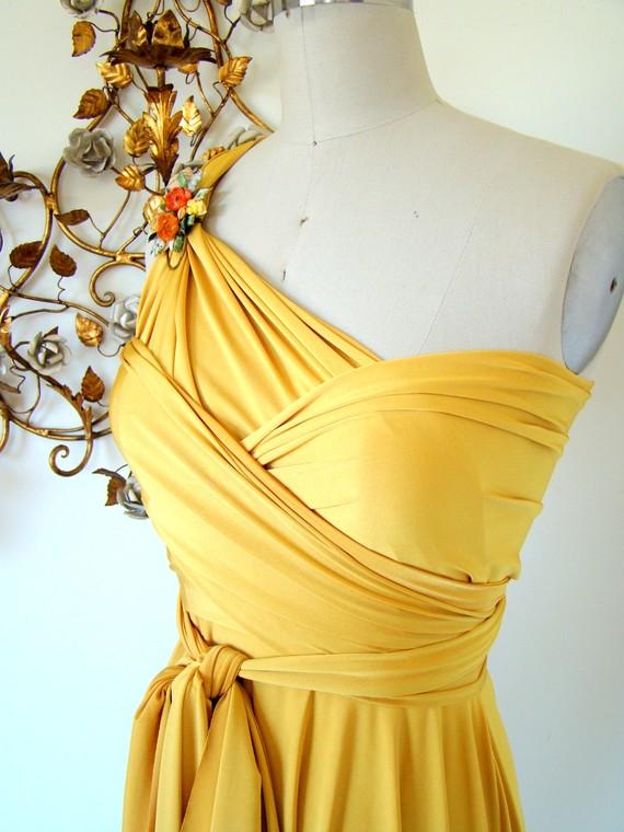 Infinity Wrap Dress Dressed Up Girl