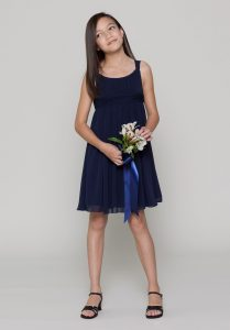 Junior Bridesmaid Dress Patterns