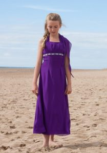 Junior Bridesmaids Dress