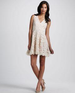 Lace Bridesmaids Dresses