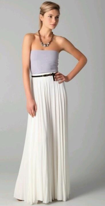 Long Pleated Skirts Dressedupgirl Com