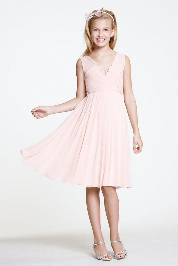 Junior Bridesmaid Dresses Dressedupgirl Com