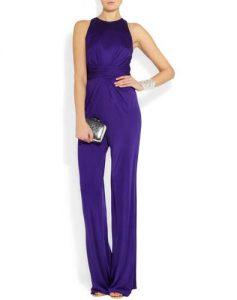 Purple Jumpsuit Images