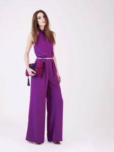 Purple Jumpsuit Warehouse