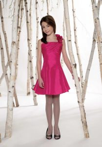 Short Junior Bridesmaid Dresses