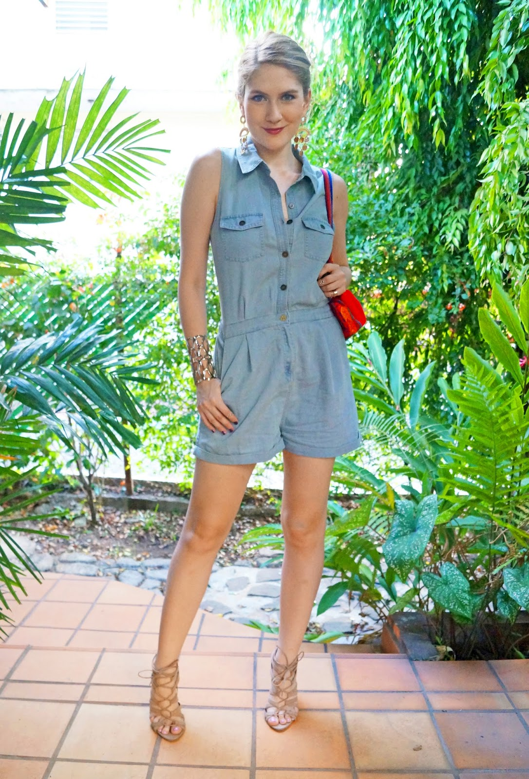 Summer Rompers | Dressed Up Girl