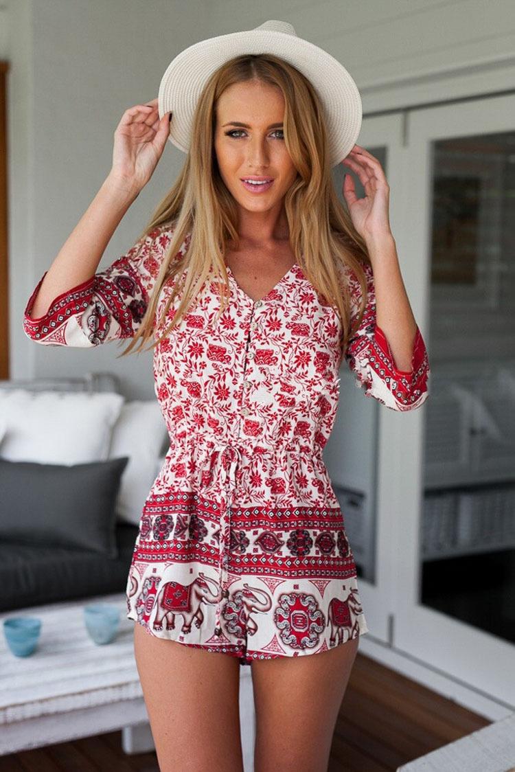 Summer Rompers Dressedupgirl Com