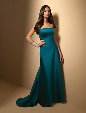 Teal Bridesmaid Dresses | Dressed Up Girl