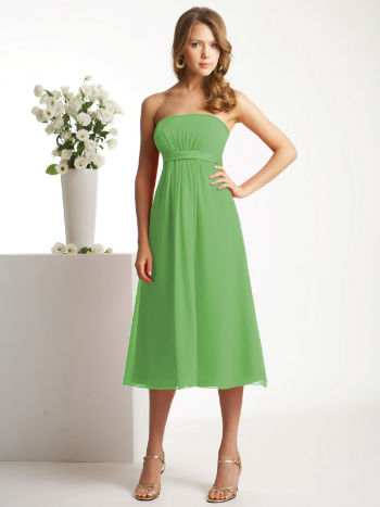 GREEN BRIDESMAID DRESSES - Yuman Dakren