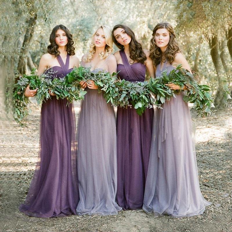Lavender Bridesmaid Dresses | Dressed Up Girl