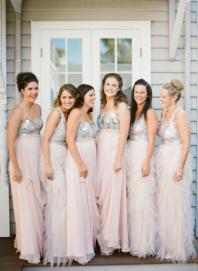 9bbb8affc3 Bridesmaid Dresses with Sequins