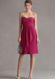 Bridesmaid Short Dresses