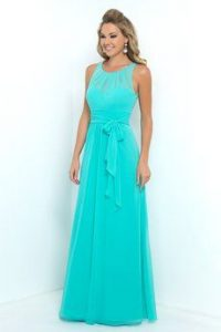 Chiffon Bridesmaid Dresses Long