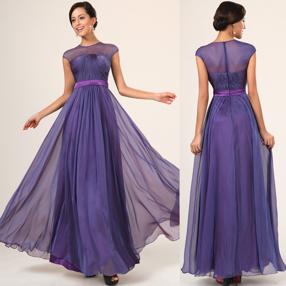 Chiffon Bridesmaid Dresses | Dressed Up Girl