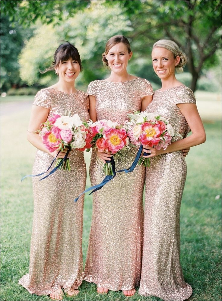 Where to buy sequin bridesmaid dresses