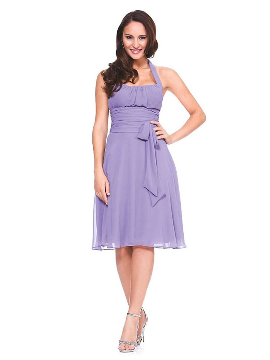 Lavender Bridesmaid Dresses | Dressed Up Girl