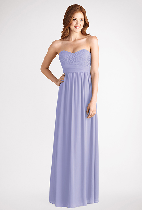 Bridesmaid Dresses In Lavender Mist 73
