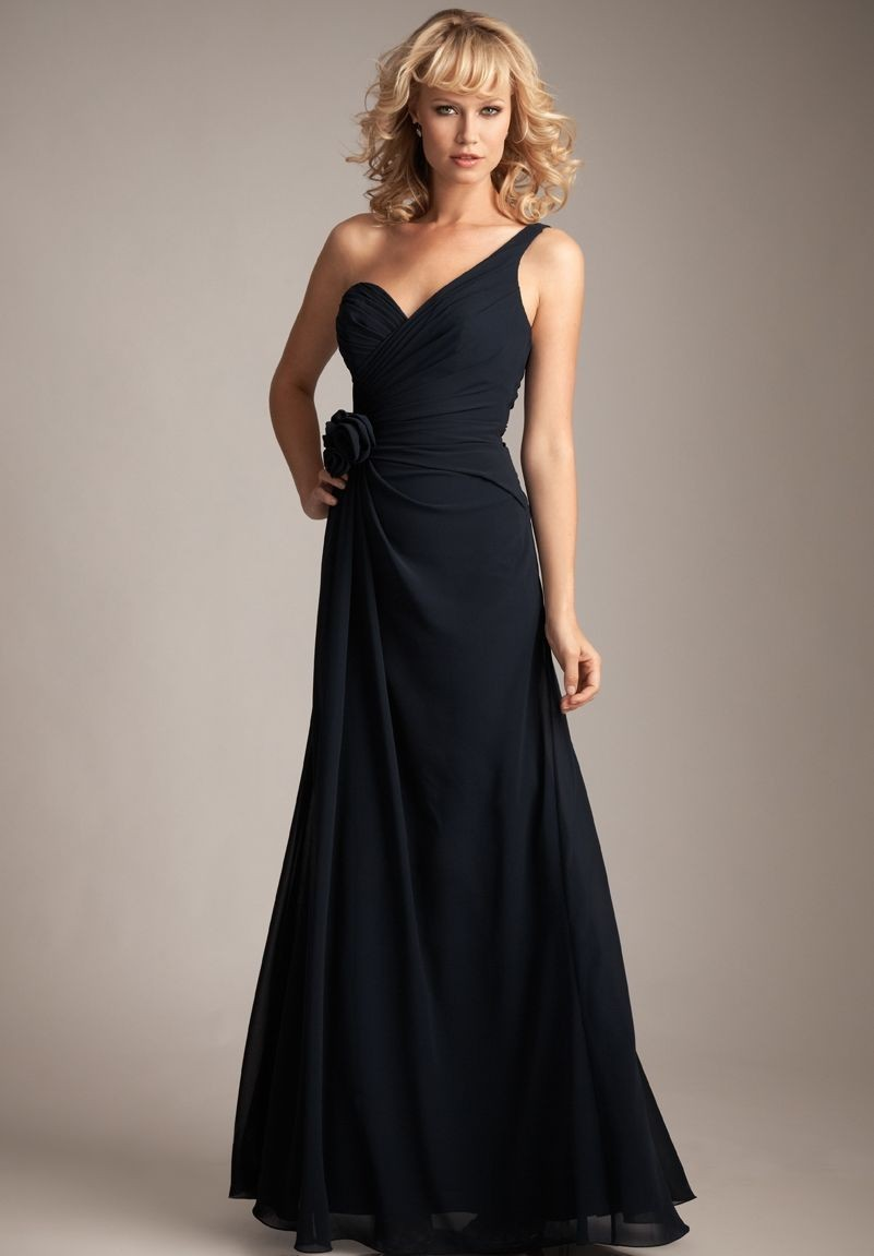 Long bridesmaid dresses dressed up girl long black bridesmaid dresses ombrellifo Choice Image