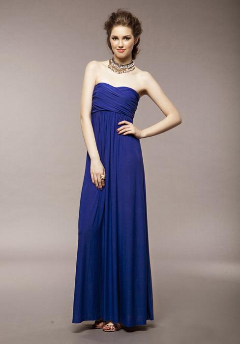 Long Bridesmaid Dresses | Dressed Up Girl