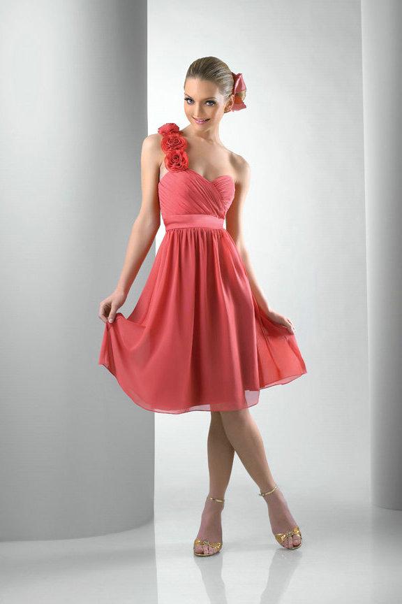 Short Bridesmaid Dresses | Dressed Up Girl