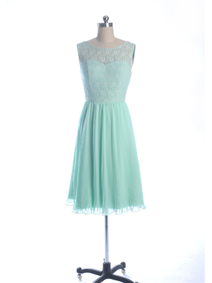 Mint bridesmaid dresses dressed up girl for Short green wedding dresses