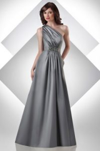 Silver Dresses for Bridesmaids