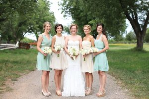 Vintage Bridesmaid Dress