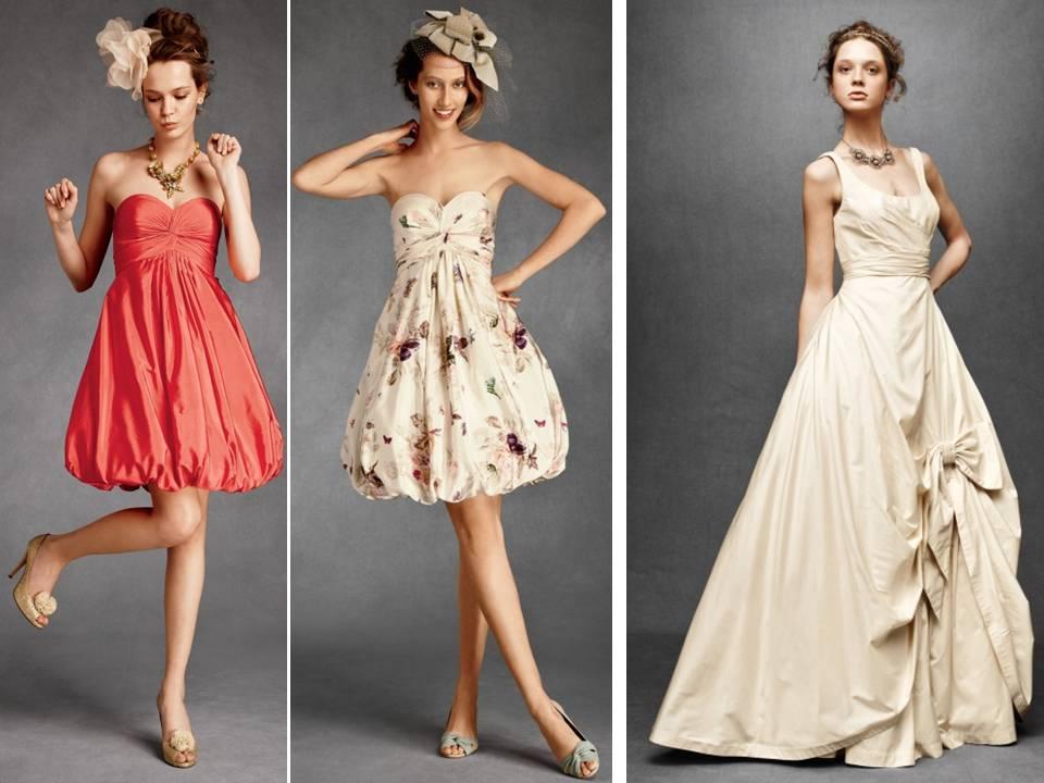 Vintage Bridesmaid Dresses | Dressed Up Girl