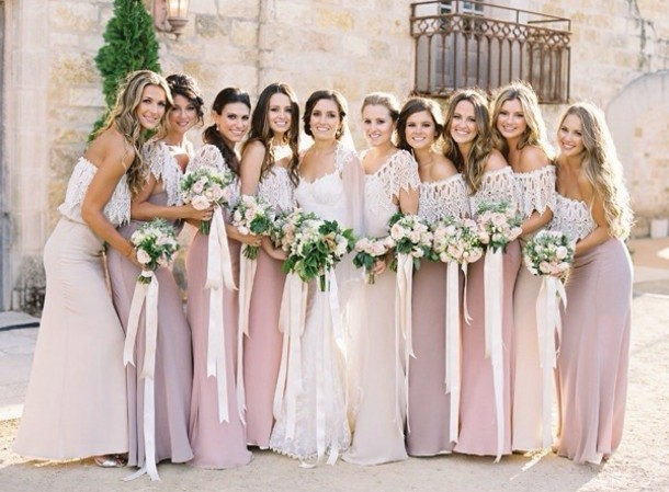 Vintage Bridesmaid Dresses | Dressed Up Girl