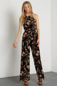 Floral Jumpsuit for Women