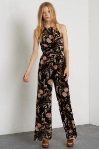 Floral Jumpsuit for Women