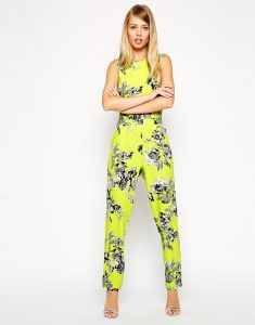 Floral Jumpsuits for Women