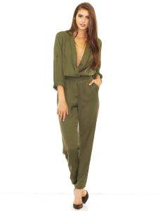 Green Jumpsuit Pictures