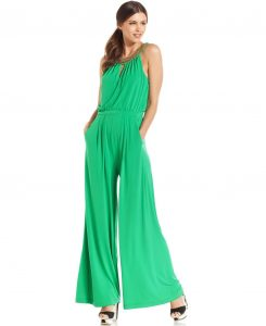 Green Jumpsuits Picture