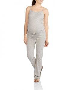 One Piece Maternity Jumpsuit