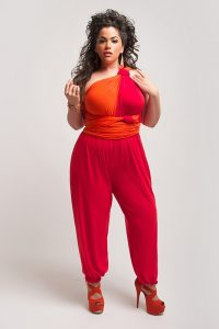 Plus Size Pants Rompers