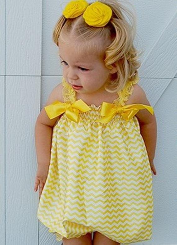 a218ec36f38d Baby Girl Bubble Romper