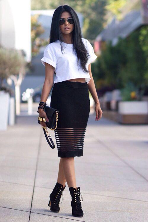 Mesh Skirt Dressed Up Girl