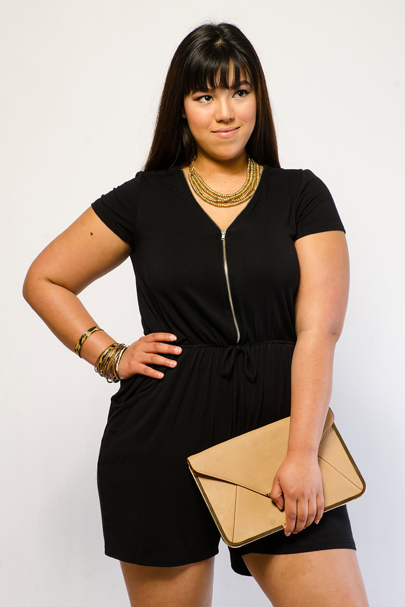 Spice up your closet with sexy, plus-size clothing for women from Fashion to Figure. With selections from trendy, plus-size dresses, tops, jackets, and jeans — your look will be ready for a girl's night out, date night with bae, out for brunch and even for work.