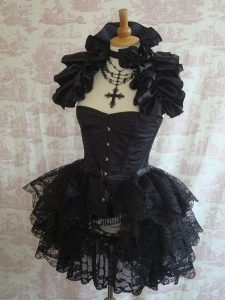 Bustle Skirt Burlesque
