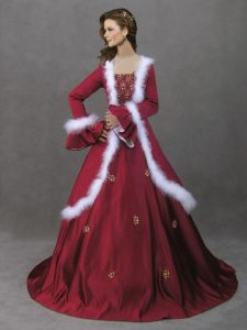 Christmas Gowns