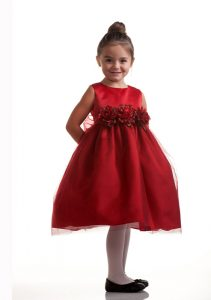 Christmas Gowns for Girls