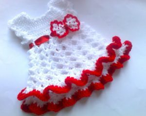 Christmas Gowns for Newborns