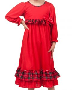 Christmas Night Gowns