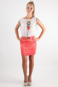 Coral Skirt Images