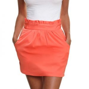 Coral Skirt Pictures