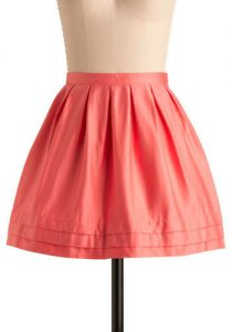 Coral Skirts