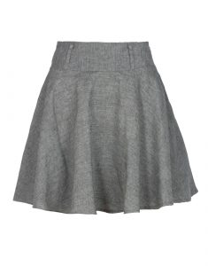 Cotton Skater Skirt