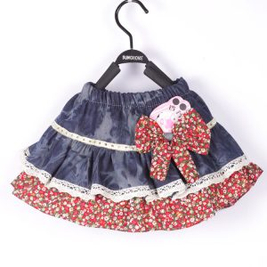 Cotton Skirts for Kids