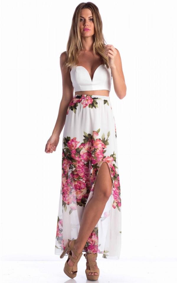 Flower Skirt | Dressed Up Girl